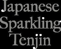 Japanese Sparkling Tenjin