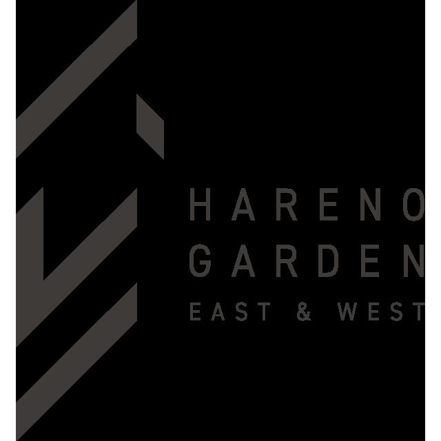 ハレノガーデンのロゴ